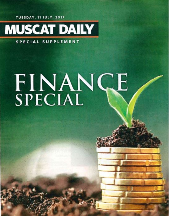Muscat daily Finance Special
